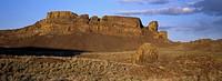 Basalt Mesas of Dry Falls State Park