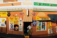Rose Corner Cafe in Cape Town