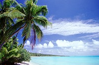 Lagoon of Aitutaki Island _ Cook Islands