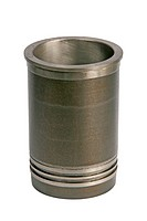 The piston of the engine
