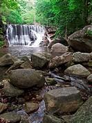 Huai Yang waterfall