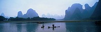 On the Li River