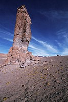 Monks of Pakana Formation in Atacama Desert