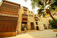 Beyt el-Sahemy an old Arabic house, City of Cairo. Egypt