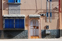 House in the Ancient Medina, Tiznit, Morocco