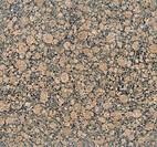 orange black speckled marble sheet slab