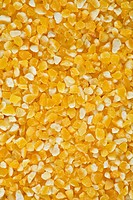 Maize cereals background
