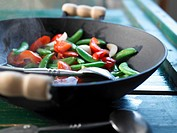 Wok_steamed vegetables