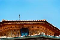 monastery rooftop
