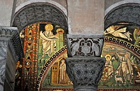 Ravenna (Italy): the Basilica of San Vitale