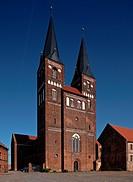Jerichow, Klosterkirche