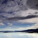 Scenic view of lake and clouds (thumbnail)