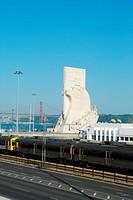 Lisbon´s cityscape in Portugal
