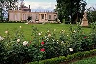 Chateau Haut Sarpe  Saint Emilion  Dordogne valley  Aquitaine, France