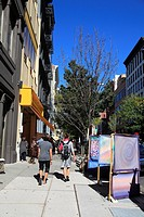 Soho, Manhattan, New York City, USA, North America