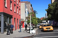 Soho, Manhattan, New York City, USA