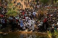 Umutomboko ceremony, Zambia, Africa / Umutomboko Zeremonie, Sambia, Afrika
