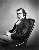 Thomas Henry Huxley 1825_1895, British naturalist and biologist, best known for his advocacy of Darwin´s theory of evolution.