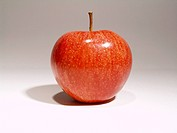 Red spottet apple