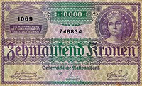 vintage german stock certificate