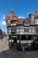 The Rows, Bridge Street, Chester, England