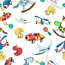 Toys pattern