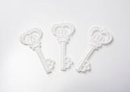 Key_shaped lace