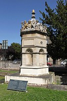 Monument to Hobson's Conduit Lensfield Road Cambridge