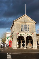 Town Hall Witney Oxfordshire