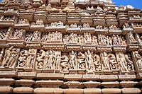 Jain temples 10_11th century, eastern group, UNESCO World Heritage site, Khajuraho, India