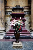 Rome, Italy  The tomb of Umberto I, former king of Italy at The Pantheon