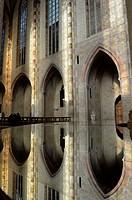 Europe, France, Toulouse Jacobins Monastery.