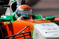 Adrian Sutil GER, Monaco Grand Prix, Monte Carlo