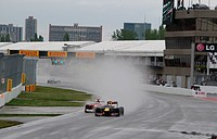 Fernando Alonso, Sebastian Vettel, Formula One, Canadian Grand Prix, Montreal, Canada