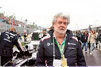 George Lucas, Formula One, Canadian Grand Prix, Montreal, Canada