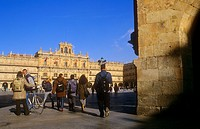 Plaza Mayor,Main Square, Salamanca,Spain