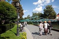 Europe, Poland, Silesia, Wroclaw, Old Town, Piasek Island