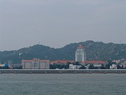 Scenery of Gulangyu Islet of Xiamen,Fujian,China