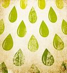 Vintage leafs pattern.