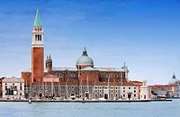 Saint Georgio Island in Venice, Italy