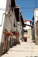 Alcala de la Selva village, Teruel,Spain