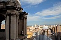 Basilica di San Pietro, Città del Vaticano, Rome, Lazio, Italy, Europe
