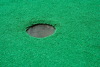 Miniture Golf hole