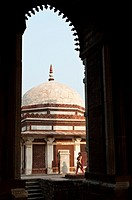 Tomb of Imam Zamin, Qutb Minar Complex, New Delhi, India