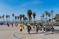 Venice Beach, Los Angeles, California, United States of America, North America