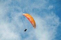 Paragliding Man