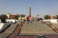 Square in Deira, Dubai, United Arab Emirates