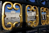 The Royal Palace, Madrid, Spain