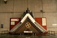 Edo_Tokyo Museum, Tokyo, Japan
