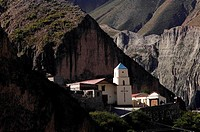 Iruya Church of the mountains